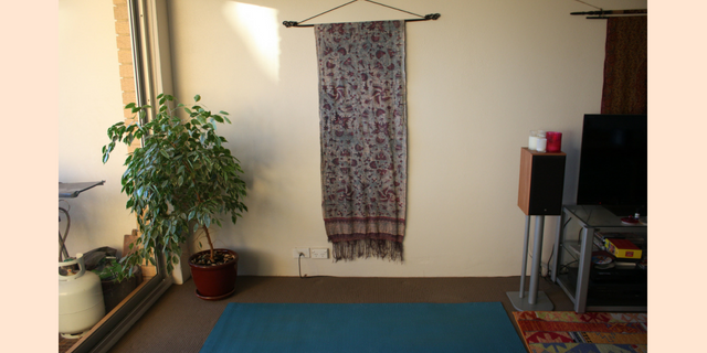 Home-Yoga-Practice