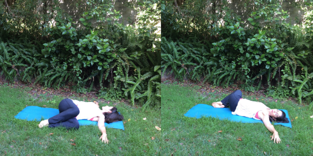 yoga for the adrenal glands